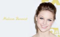 Melissa Benoist smiling wallpaper 3840x2160 jpg
