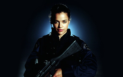 Michelle Rodriguez [7] wallpaper