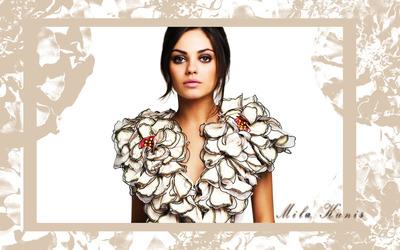 Mila Kunis [20] wallpaper