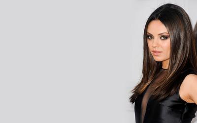 Mila Kunis [26] wallpaper