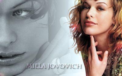 Milla Jovovich [3] wallpaper