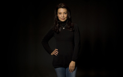 Ming-Na Wen [2] wallpaper