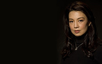 Ming-Na Wen wallpaper 2560x1600 jpg