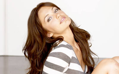 Minka Kelly [18] wallpaper