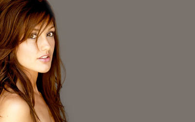 Minka Kelly [11] wallpaper