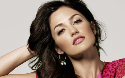 Minka Kelly [8] wallpaper