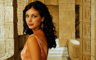 Morena Baccarin [4] wallpaper