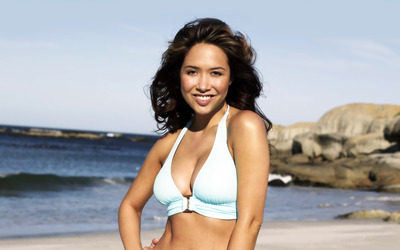 Myleene Klass [2] wallpaper