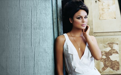 Nathalie Kelley [2] wallpaper