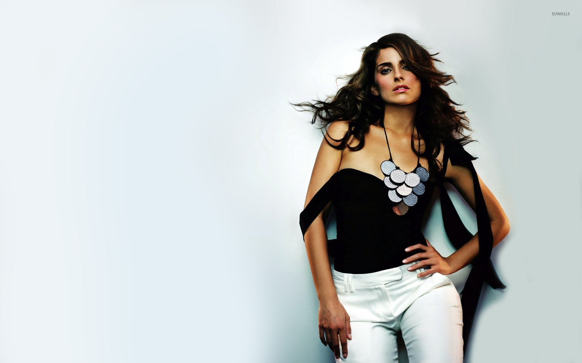 Nelly Furtado 5 Wallpaper Celebrity Wallpapers 12680 Images, Photos, Reviews