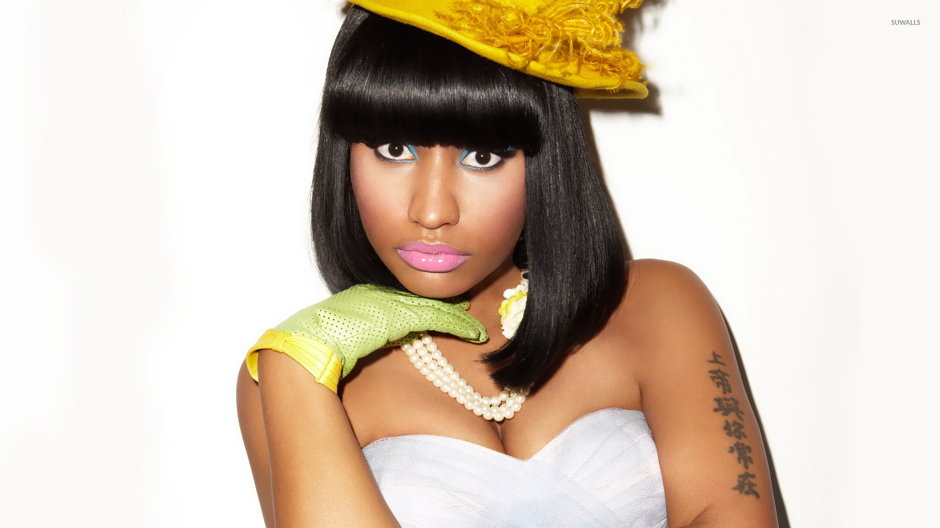 Nicki Minaj 12 Wallpaper Celebrity Wallpapers 27892