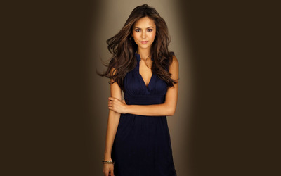 Nina Dobrev [13] wallpaper