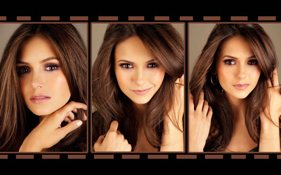 Nina Dobrev [19] wallpaper
