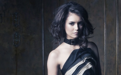 Nina Dobrev [12] wallpaper