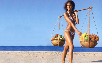 Noemie Lenoir [2] wallpaper