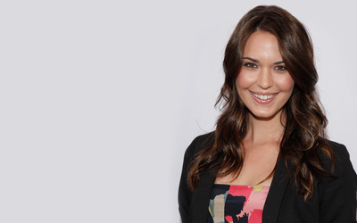 Odette Annable [5] wallpaper