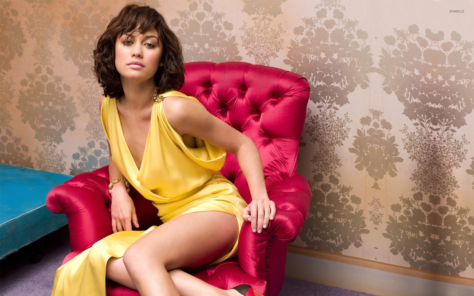 Olga kurylenko magic city - 3 part 8