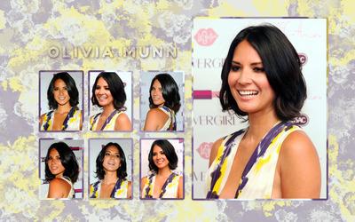Olivia Munn [5] wallpaper