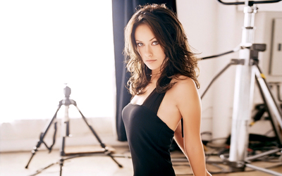 Olivia Wilde [9] wallpaper