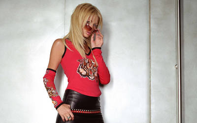 Paris Hilton [8] wallpaper