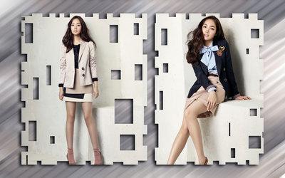 Park Min-young [3] wallpaper