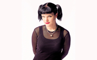 Pauley Perrette wallpaper 1920x1200 jpg