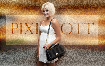 Pixie Lott [20] wallpaper