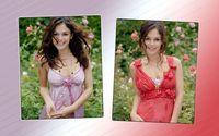 Rachel Bilson different spring poses wallpaper 1920x1080 jpg