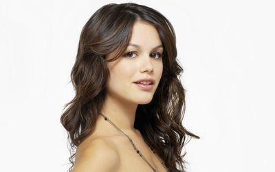 Rachel Bilson with necklace wallpaper