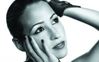 Rachel Stevens with hands on her head wallpaper 1920x1200 jpg