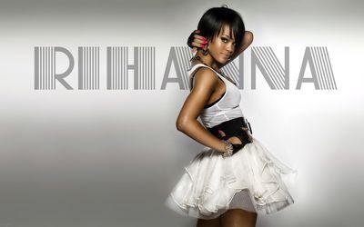 Rihanna [20] wallpaper