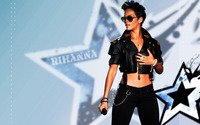 Rihanna on stage wallpaper 1920x1080 jpg