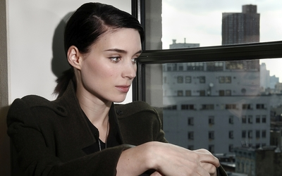 Rooney Mara [6] wallpaper