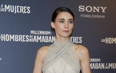 Rooney Mara [17] wallpaper
