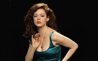 Rose McGowan [2] wallpaper