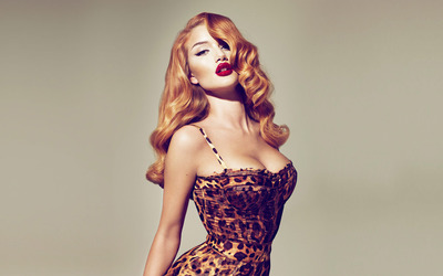 Rosie Huntington-Whiteley [10] wallpaper