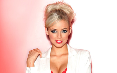Sacha Parkinson [13] wallpaper