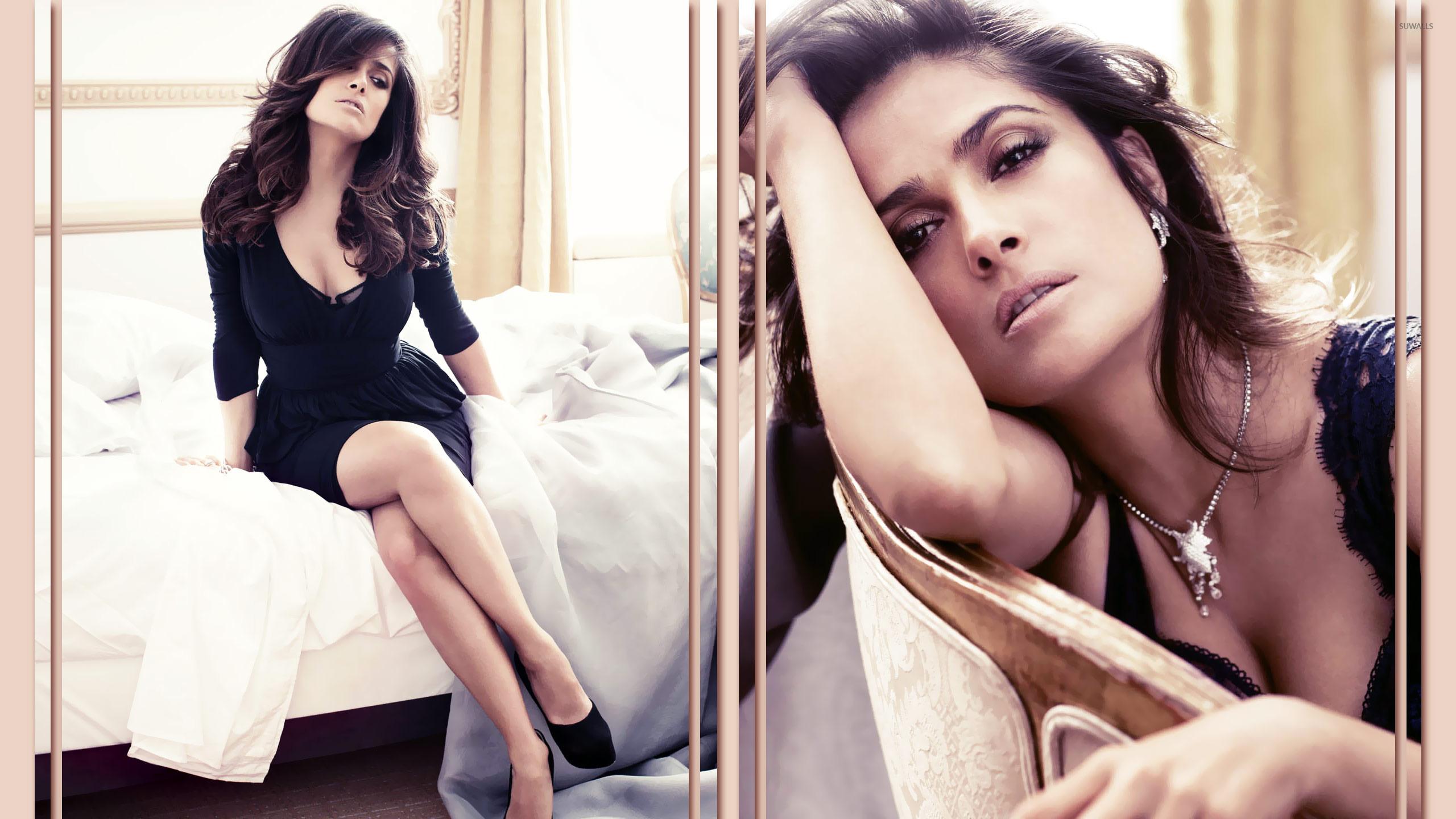 Salma Hayek Wallpapers Top Salma Hayek HQ Pictures Salma Hayek