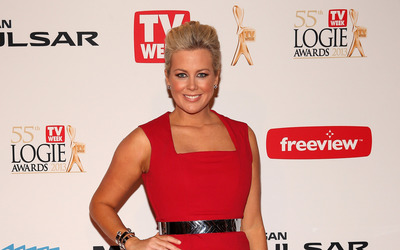 Samantha Armytage wallpaper