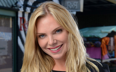 Samantha Womack [2] wallpaper