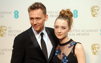 Saoirse Ronan and Tom Hiddleston wallpaper 2880x1800 jpg