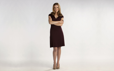 Sara Canning [2] wallpaper