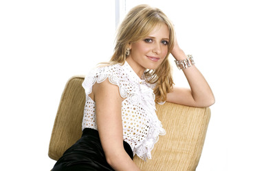 Sarah Michelle Gellar [6] wallpaper
