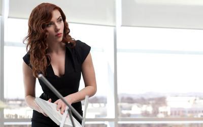 Scarlett Johansson [19] wallpaper