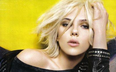 Scarlett Johansson [30] wallpaper