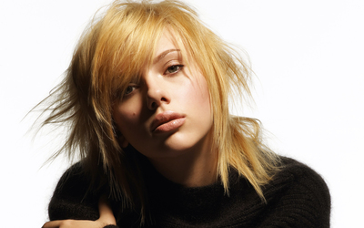 Scarlett Johansson [35] wallpaper