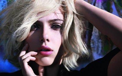 Scarlett Johansson [41] wallpaper