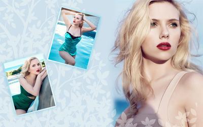 Scarlett Johansson [52] wallpaper