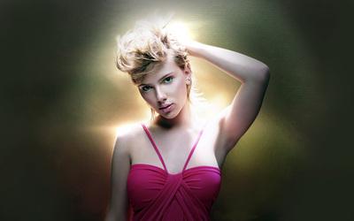 Scarlett Johansson [27] wallpaper