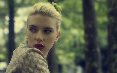 Scarlett Johansson [47] wallpaper